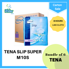 TENA  Slip Super Adult Diapers Carton M Size