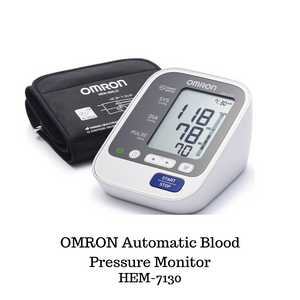 OMRON Automatic Blood Pressure Monitor (Advance-60 memory) HEM-7130 - Asian Integrated Medical Sdn Bhd (ielder.asia)
