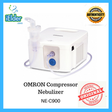 OMRON Compressor Nebulizer NE-C900 - Asian Integrated Medical Sdn Bhd (ielder.asia)