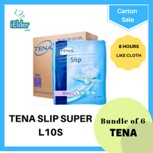 TENA  Slip Super Adult Diapers Carton L size