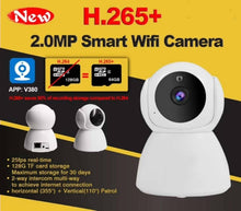 V380 CCTV Smart Wifi Camera - Asian Integrated Medical Sdn Bhd (ielder.asia)