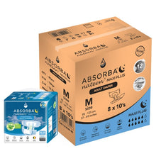 Absorba Nateen Maxi Plus Adult Diapers - Carton Sales - Asian Integrated Medical Sdn Bhd (ielder.asia)