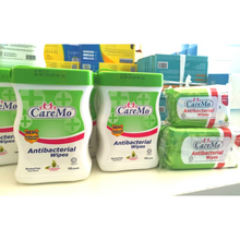 CareMo Antibacterial Wipes [Antibacterial 99.9% Protection]