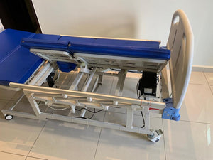 Electric Commode Hospital Bed - Asian Integrated Medical Sdn Bhd (ielder.asia)