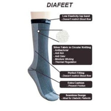 DIAFEET Diabetic Socks (Unisex) - Asian Integrated Medical Sdn Bhd (ielder.asia)