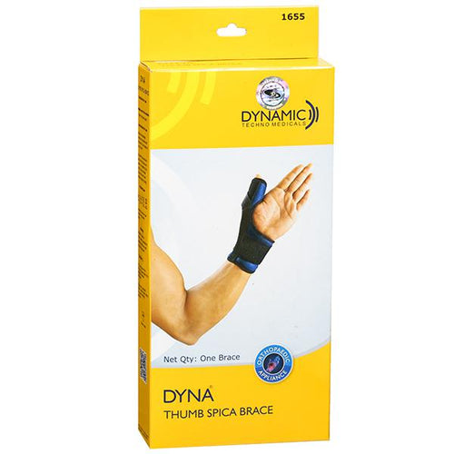 DYNA Thumb Spica Splint - Asian Integrated Medical Sdn Bhd (ielder.asia)