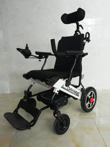 Best Selling Lightweight Dayang Aluminium Brushless Motor Electric Wheelchair