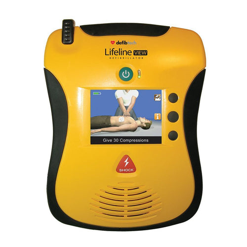 Defibtech Lifeline VIEW AED (USA)