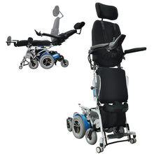 Draco (Electric Standing Wheelchair) - Asian Integrated Medical Sdn Bhd (ielder.asia)