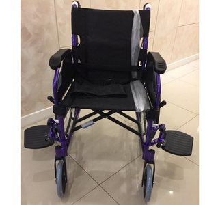 "Easy -Lightweight Detachable Wheelchair (18"")"