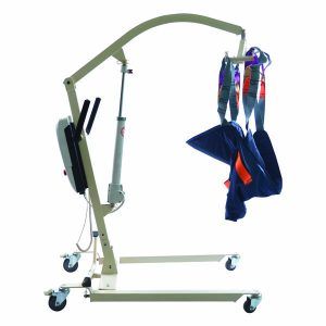 Electric Patient Hoist with Sling PL400C - Asian Integrated Medical Sdn Bhd (ielder.asia)