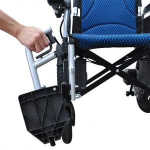Foldawheel Eco Power Wheelchair - Asian Integrated Medical Sdn Bhd (ielder.asia)