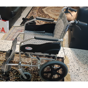 [Second Hand] Hopkin Wheelchair Grey (SH5)