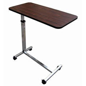 Height Adjustable Overbed Table - Asian Integrated Medical Sdn Bhd (ielder.asia)