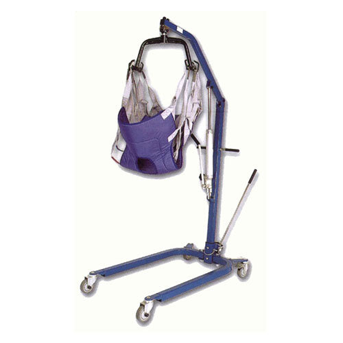 Hydraulic Patient Hoist with Sling (Manual) - Asian Integrated Medical Sdn Bhd (ielder.asia)