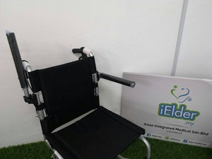 Ez Aircraft Traveller Pushchair lifted armrest