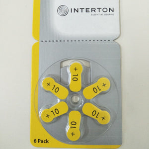 Interton Hearing Aids Battery - Asian Integrated Medical Sdn Bhd (ielder.asia)