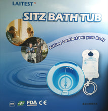 Sitz Bath Tub