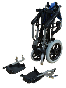 Lohas Air Compact Lightweight Travel Wheelchair w/ Bag (8.5kg)
