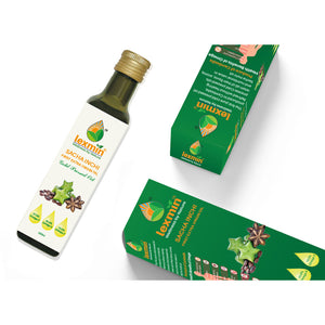 Lexmin Gold Sacha Inchi Oil - Extra Virgin Gold Pressed Oil (250 ml) - Asian Integrated Medical Sdn Bhd (ielder.asia)