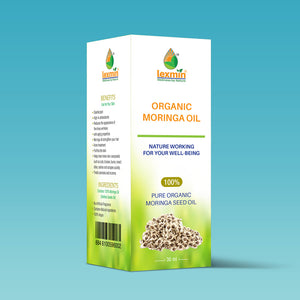 Lexmin Organic Moringa Oil (30 ml) - Asian Integrated Medical Sdn Bhd (ielder.asia)