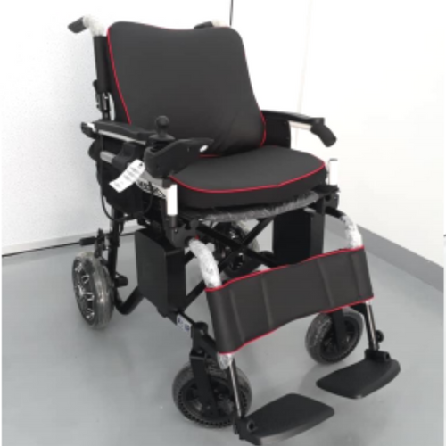 Lightweight Powered Wheelchair With Lithium Battery