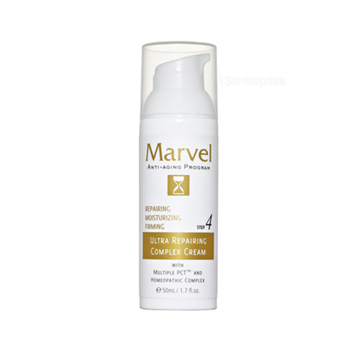 Marvel Anti-Aging Ultra Repairing Complex Cream (Step 4) / 50ML - Asian Integrated Medical Sdn Bhd (ielder.asia)