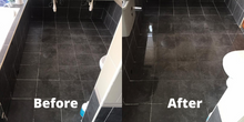Nano Pro Anti Slip Floor Coating - Treatment to existing tiles remain same color