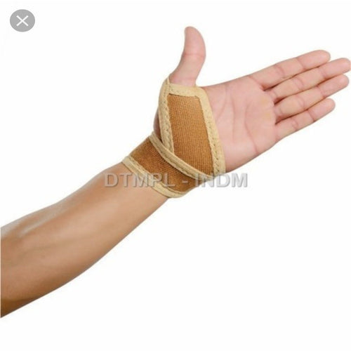 Olympian Wrist Wrap With Thumb Support