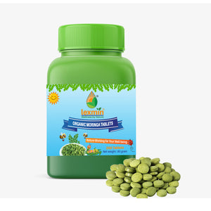 Lexmin Organic Moringa Tablets (200 tablets) - Asian Integrated Medical Sdn Bhd (ielder.asia)