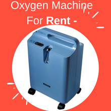 Rental for Oxygen Concentrator for home use