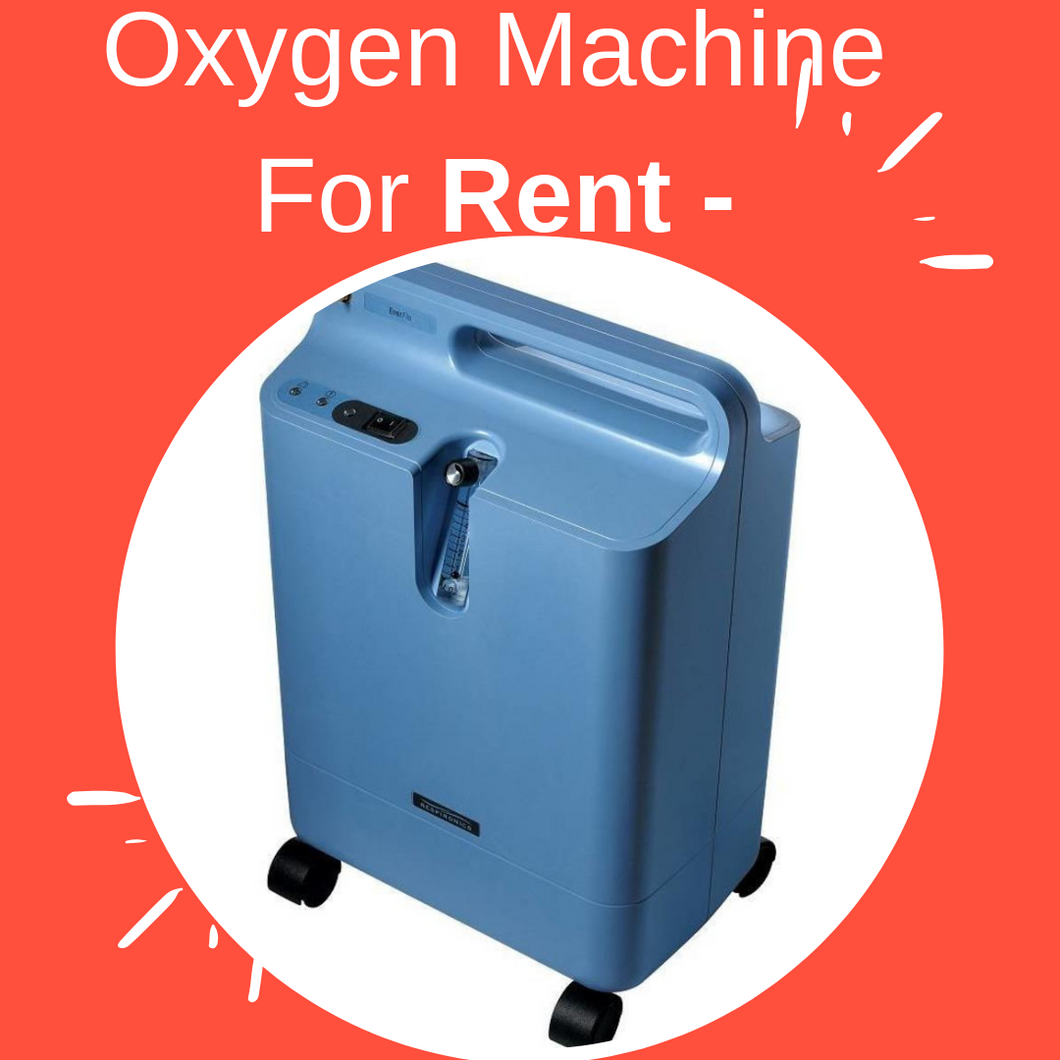 Rental for Philips Respironics EverFlo Oxygen Concentrator for home use