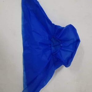 PPE Shawl/Hood Head Cover, 35gsm, Blue - Asian Integrated Medical Sdn Bhd (ielder.asia)