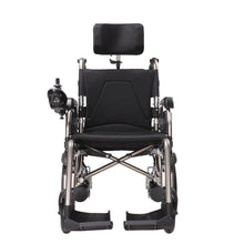 Black Economy Power Wheelchair Reclinable Backrest (39kg) - Asian Integrated Medical Sdn Bhd (ielder.asia)
