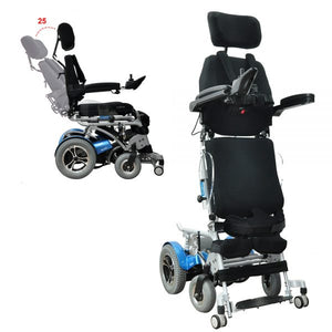Phoenix II (Standing Power Wheelchair) - Asian Integrated Medical Sdn Bhd (ielder.asia)