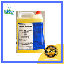 Puman 3900 QAC Disinfectant, Cleaner, Deodorizer (5 Litres) - Inside & Outside