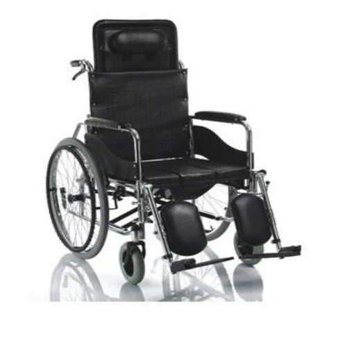 Yuwell Reclining Wheelchair Steel Frame H008B