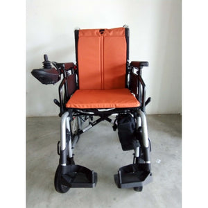 Rocket Plus Lightweight Motorised Wheelchair (35kg) front view