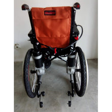 Rocket Plus Lightweight Motorised Wheelchair (35kg) back view
