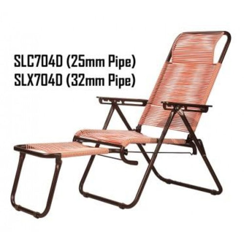 3V Foldable Lazy Chair (Round String)
