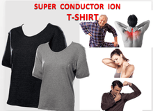 Amylinear Super Conductive Unisex T-shirt - Asian Integrated Medical Sdn Bhd (ielder.asia)