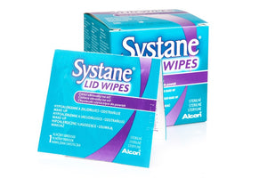 Systane Lid Wipes (Eyelid Cleansing Wipes) 30 wipes