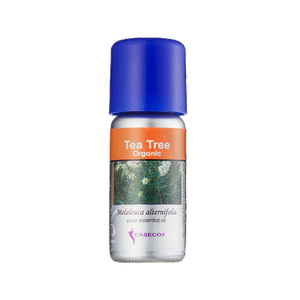 Tea Tree Melaleuca Alternifola Pure Essential Oil (Organic) (10ml)