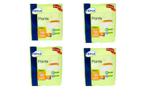TENA Pants Value Adult Diapers L 6pkts*10s