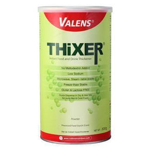 Valens Thixer Instant Food and Drink (Swallowing Disorder)