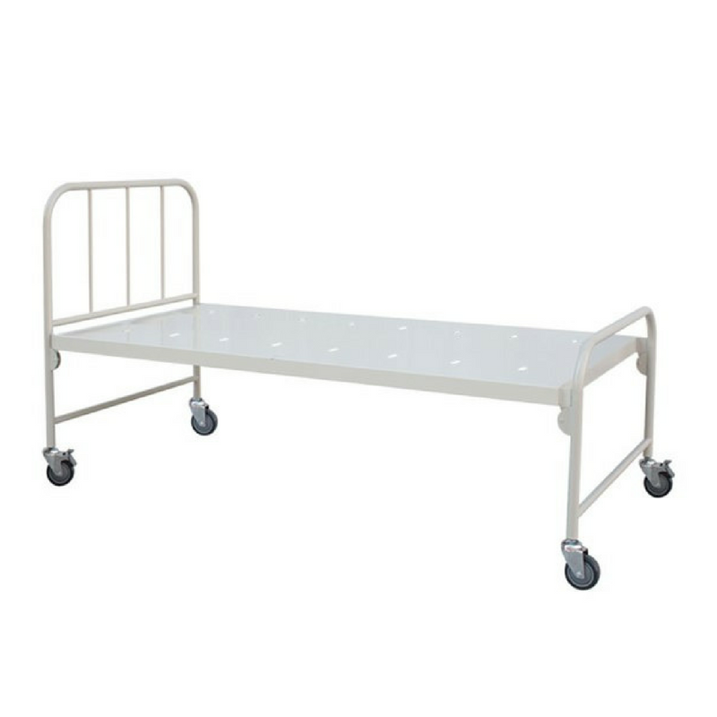 Hospital Fixed Height Bed BA 1000 - Asian Integrated Medical Sdn Bhd (ielder.asia)