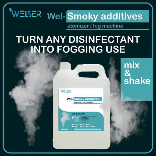 Smoky additives for Atomizer/ Fog Machine