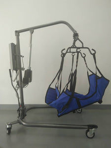 Electric Patient Hoist with Sling - Asian Integrated Medical Sdn Bhd (ielder.asia)