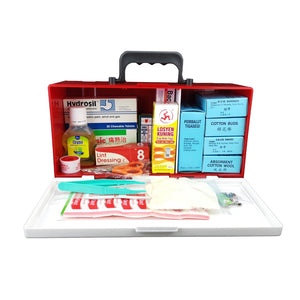 MediShield First Aid Kit MAM 329 - Asian Integrated Medical Sdn Bhd (ielder.asia)
