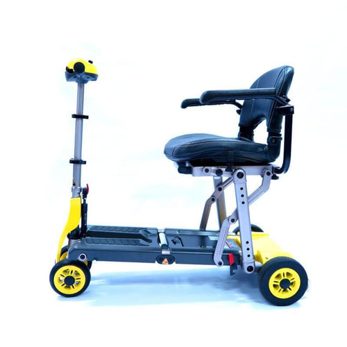 Yoga Foldable Mobility Scooter - Asian Integrated Medical Sdn Bhd (ielder.asia)